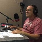 Ken Brown in studio