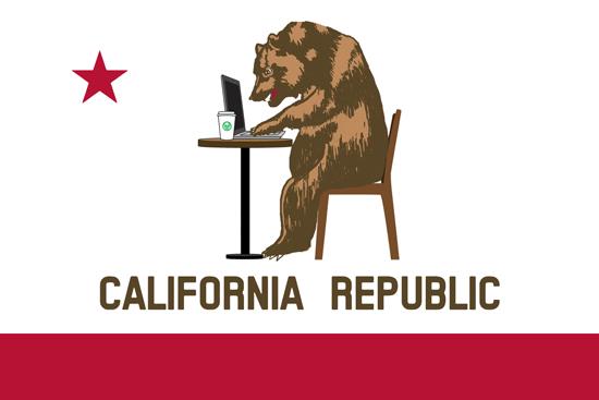 california bear blogging for sonoma dispensary